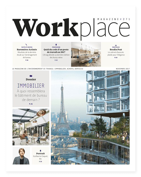 couverture workplace magazine